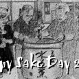 This Friday is Sake Day, and of course we plan to celebrate it at the shop!  Now I know you're thinking that this is some fictitious holiday we made up as an excuse...