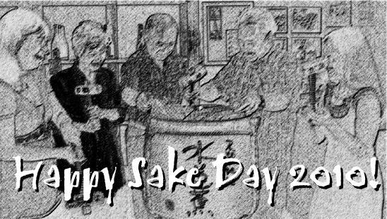Happy Sake Day