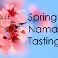 It's officially SPRING at The Sake Shop! (Although it's been hard to tell with all the VOG recently.)  So what's the best way to welcome Spring to Hawaii?  Why to hold...