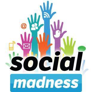 Social Madness Logo