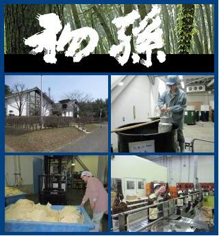 Hatsumago Sake Brewery