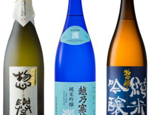 World Sake Imports New Sake Tasting!